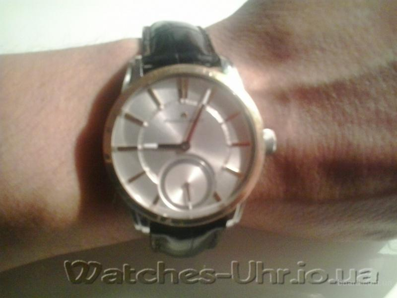 Maurice Lacroix Pontos Gold 18Kt and Steel
