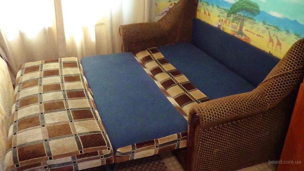 продам мягкий уголок диван 2 кресла раскладныебу продам цена