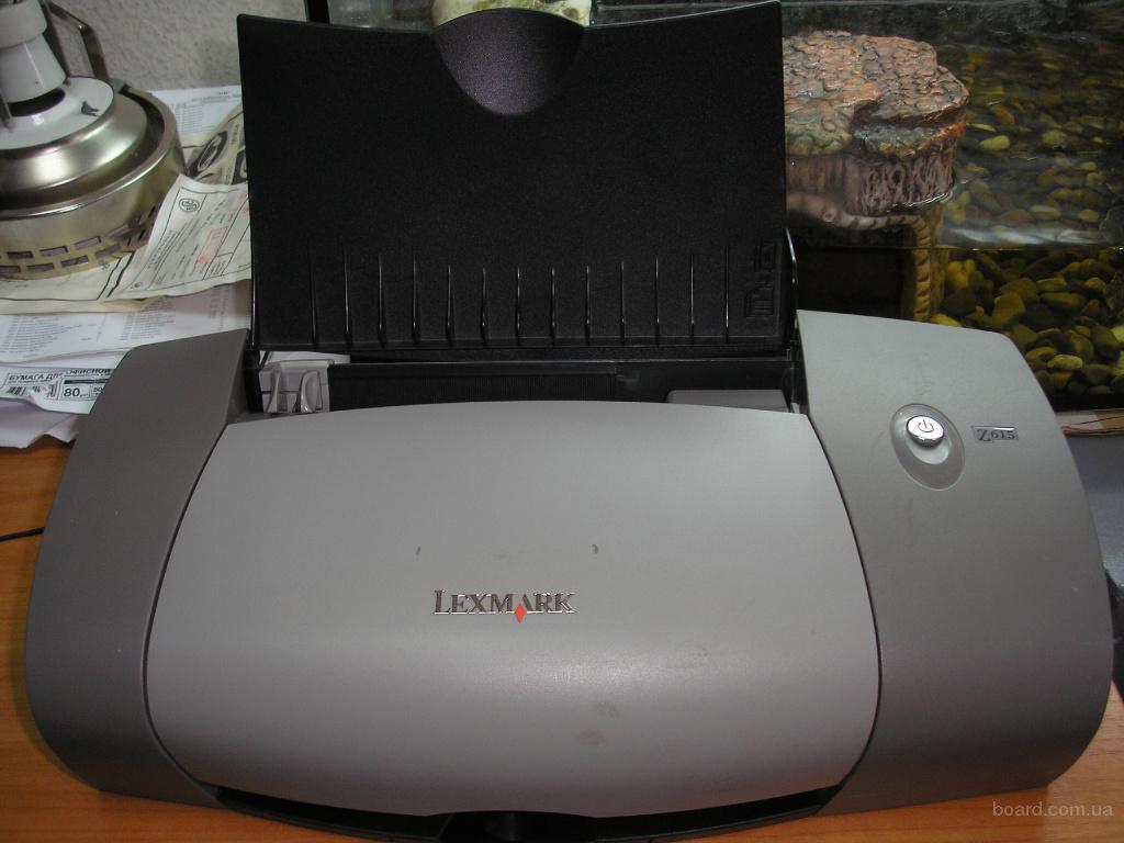 Lexmark Z615 Printer Drivers for Windows 7
