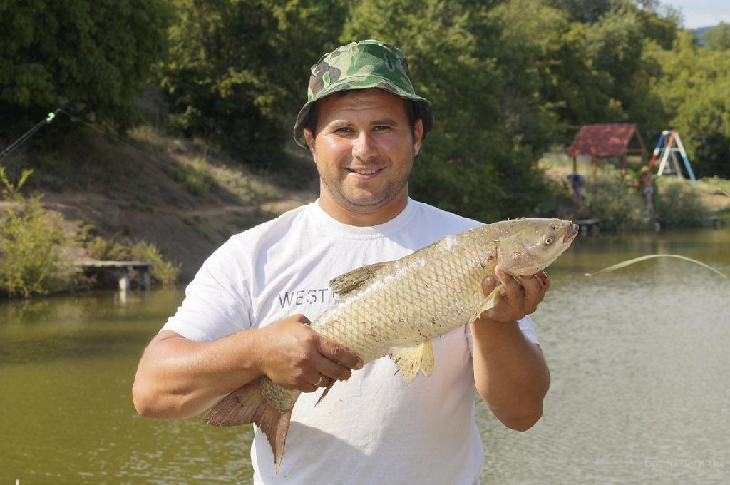 Рыбалка в севастополе озерная