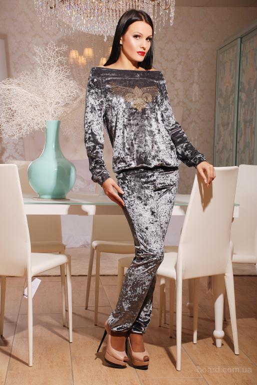 Женский велюровый костюм - продам. Цена 410 грн. купить Женский ... 21fd0573b76