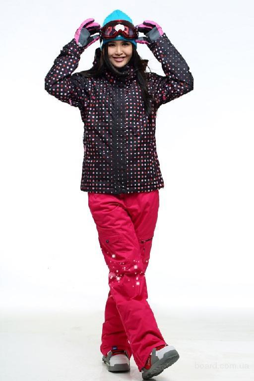 4e058d8bef17 Новый женский лыжный костюм (штаны Gsou Snow, куртка ROXY) XS ...