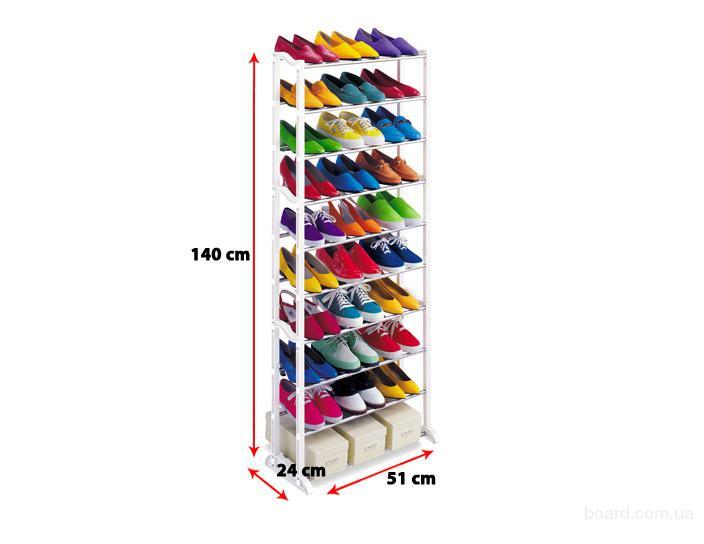Органайзер для обуви Amazing shoe rack продам в Киев, Украина. цена 272 грн. (купить, куплю) - Предметы интерьера на www.bizator