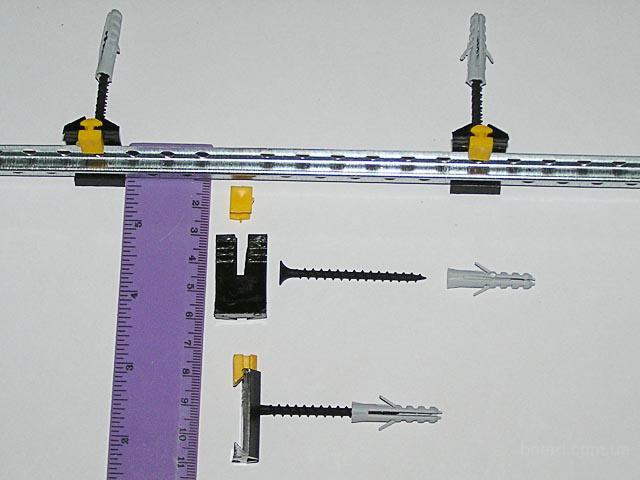 регулируемые маяки для штукатурки