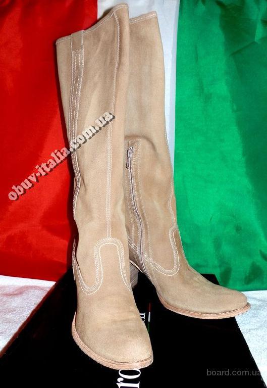 b24dfa3b0 Сапоги женские кожаные фирмы Nero Giardini п-о Италия - продам. Цена ...