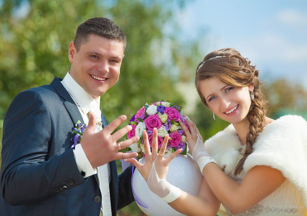 Свадебный букет киевская обл