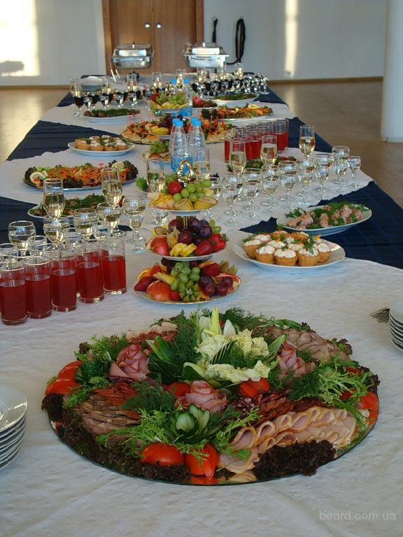 поздравление про столы гостей