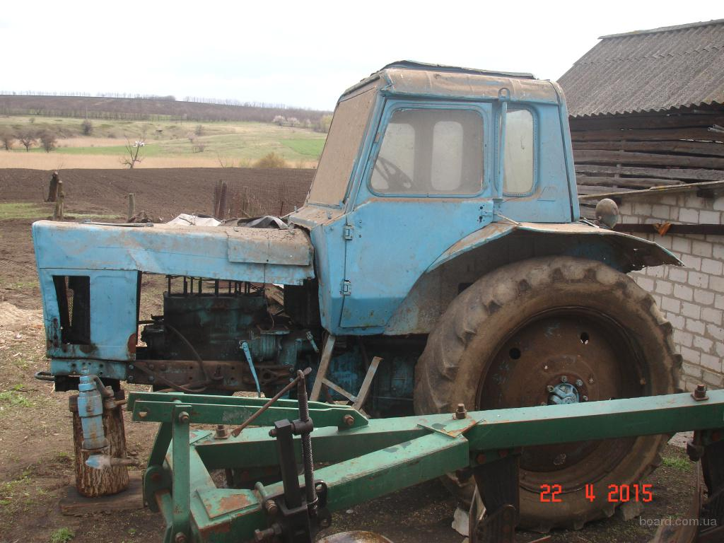 Трактор МТЗ-80 Беларус - продам. Цена 50 000 грн. купить Трактор МТЗ ... 57a9f3725acbf