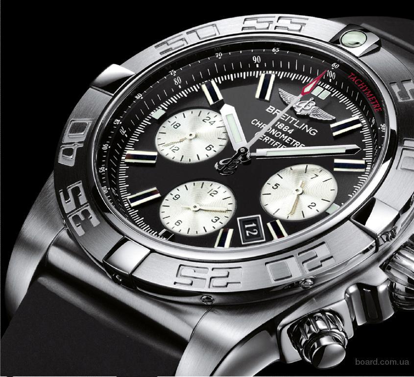 5243c335 Мужские часы Breitling Chronomat. Бесплатная доставка! + (скидка 63 ...