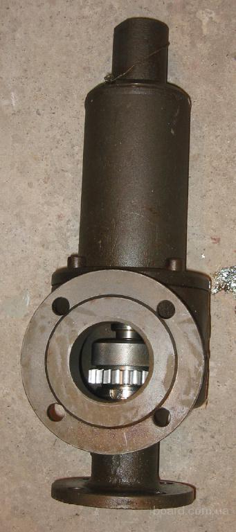 Клапан предохранительный СППК-4-64