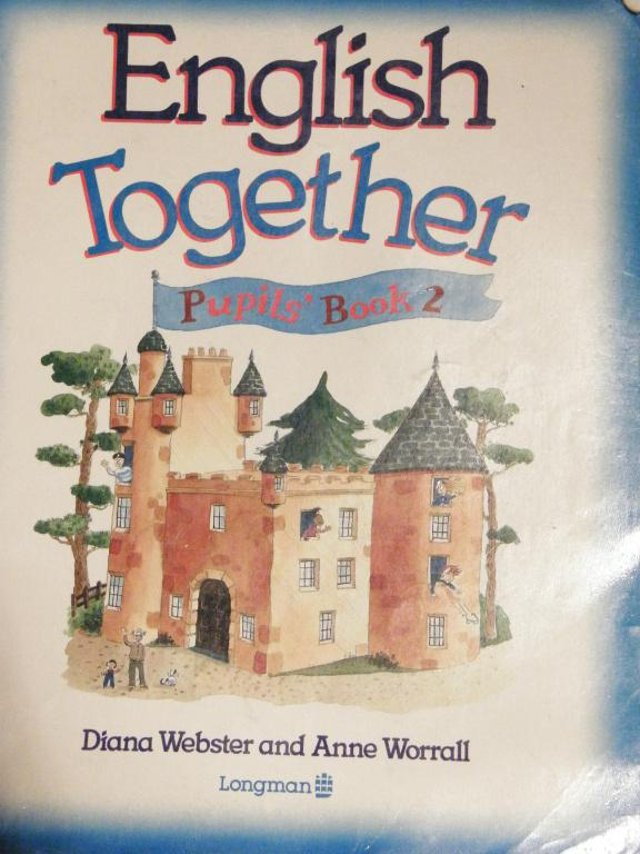 Книга English Together 2, Pupil's book, Webster Diana, Worrall Anne, Longman