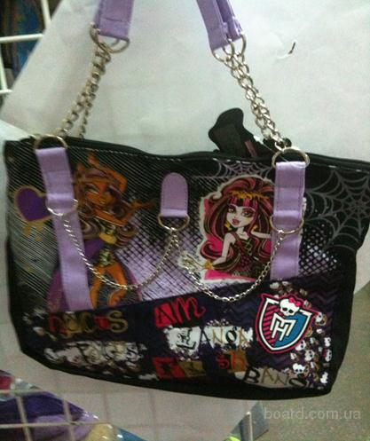 Сумка Centrum Monster High 38х29х8см  86055