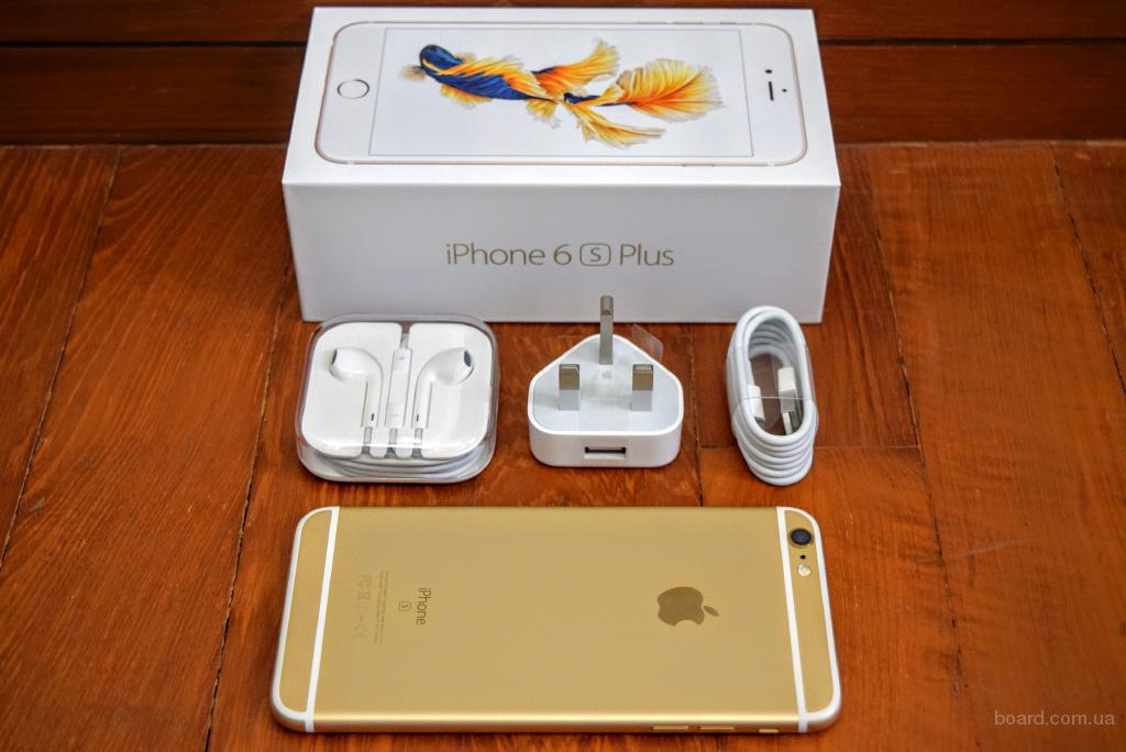 Apple iPhone 6S plus 64GB Buy 2 Get 1 ps4 free