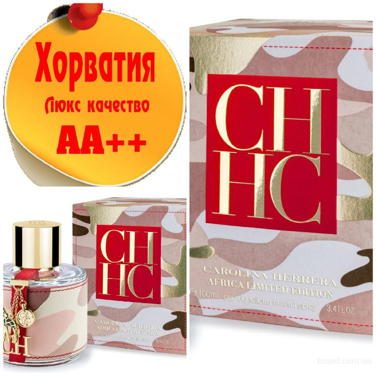 Carolina Herrera Africa Limited Edition wom. Люкс качество АА++! Хорватия Качественные копии