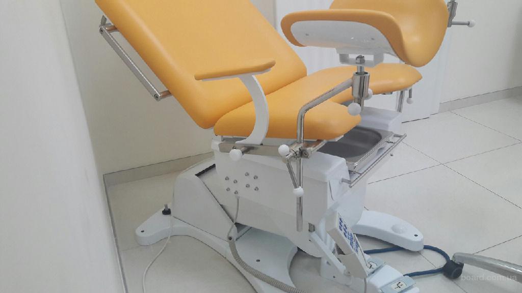 как называется гинекологическое кресло фото