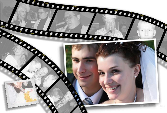 Видео открытка из фото онлайн