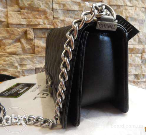 2b1518574d6a Сумка Chanel boy новинка Must have Шанель Бой 27см - продам.купить ...