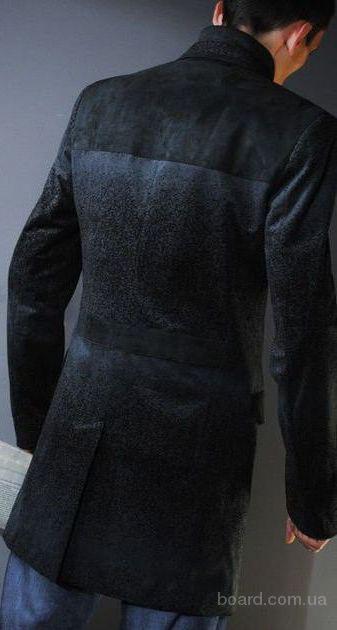 Мужской пиджак френч: классика всегда в моде » — карточка ... | 630x337