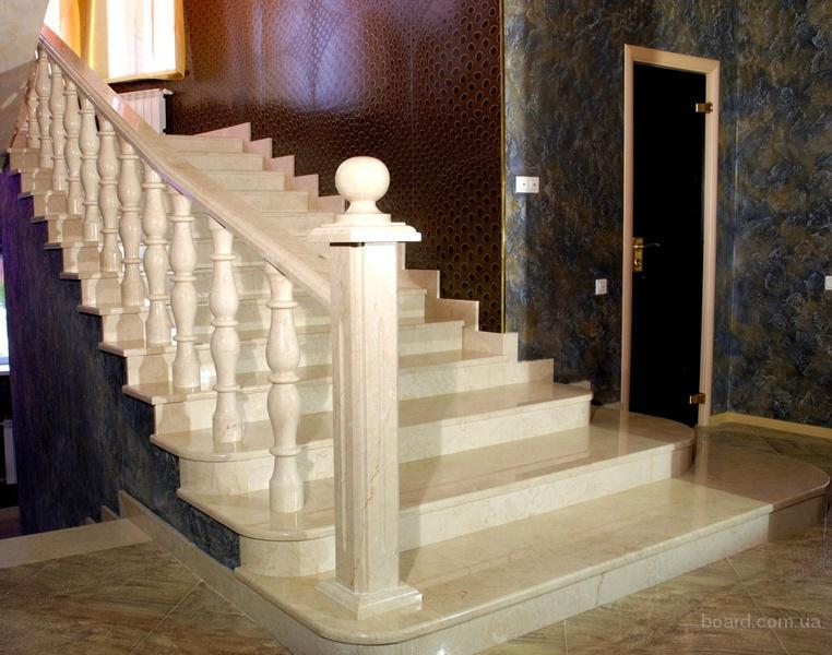 Лестницы из натурального камня в харькове цены