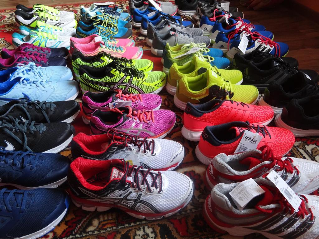 12accfe9 Сток кроссовки оптом. Лот 20 пар. Оригинал. Спорт. Adidas. Asics ...