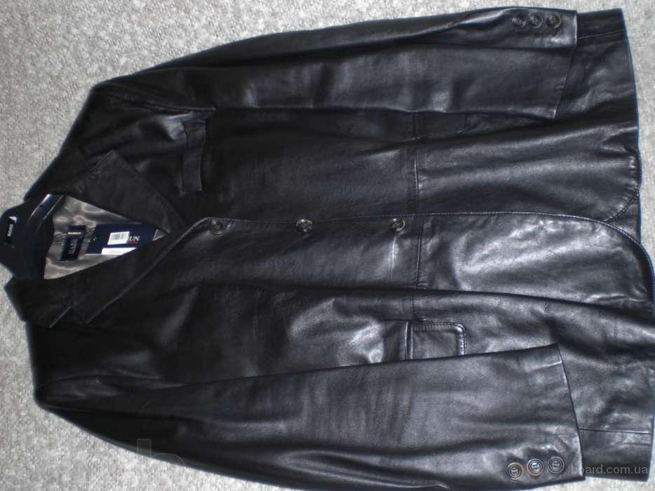 b635bdc9469fe78 Mabrun новый мужской кожаный пиджак (made in italy) - продам. Цена ...