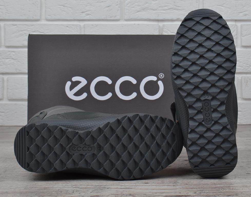 Сапоги женские зимние кожаные Ecco Gore-Tex Terra Grey - продам ... 4bd69cc8afc42