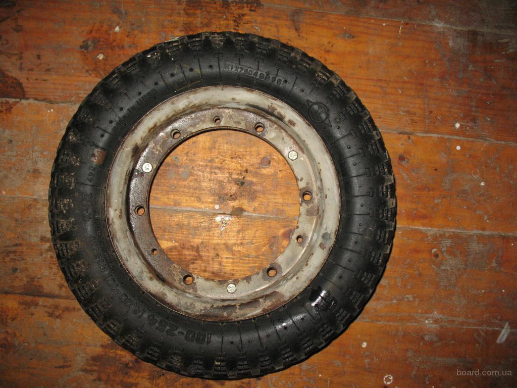 даже картинка колеса мотороллера программа