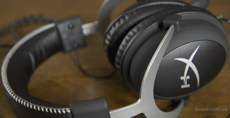 Наушники Kingston HyperX Cloud Silver