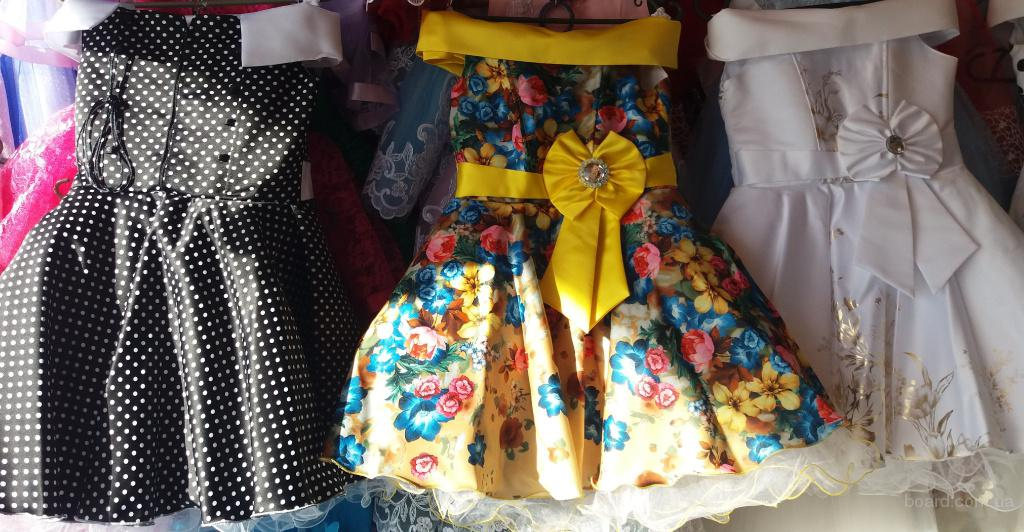 e3383deace5 Нарядные платья для девочек 6 - 8 лет опт и розница - продам. Цена ...