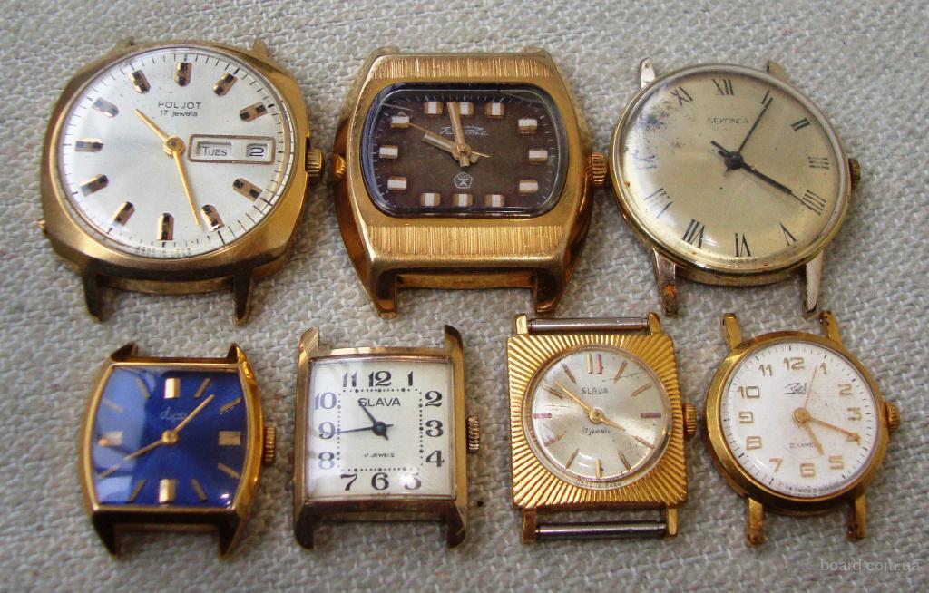 цена продать часы командирские